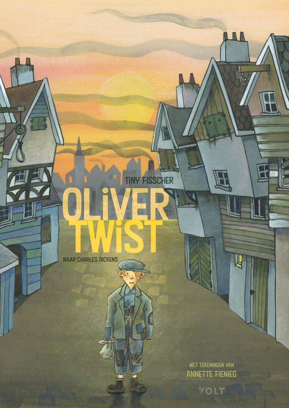 Oliver Twist Tiny Fisscher