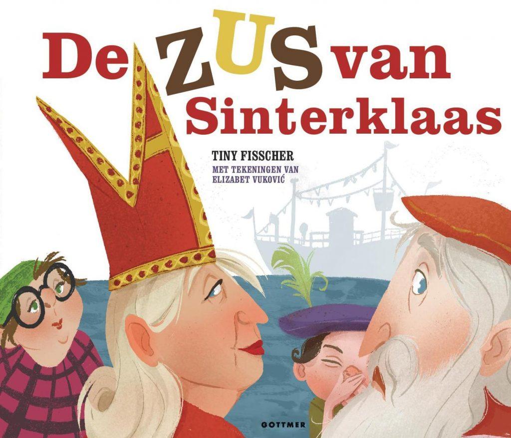 De zus van Sinterklaas Tiny Fisscher
